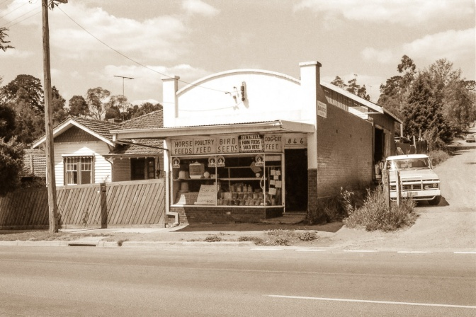ThrowbackThursday: Eltham Feed Store